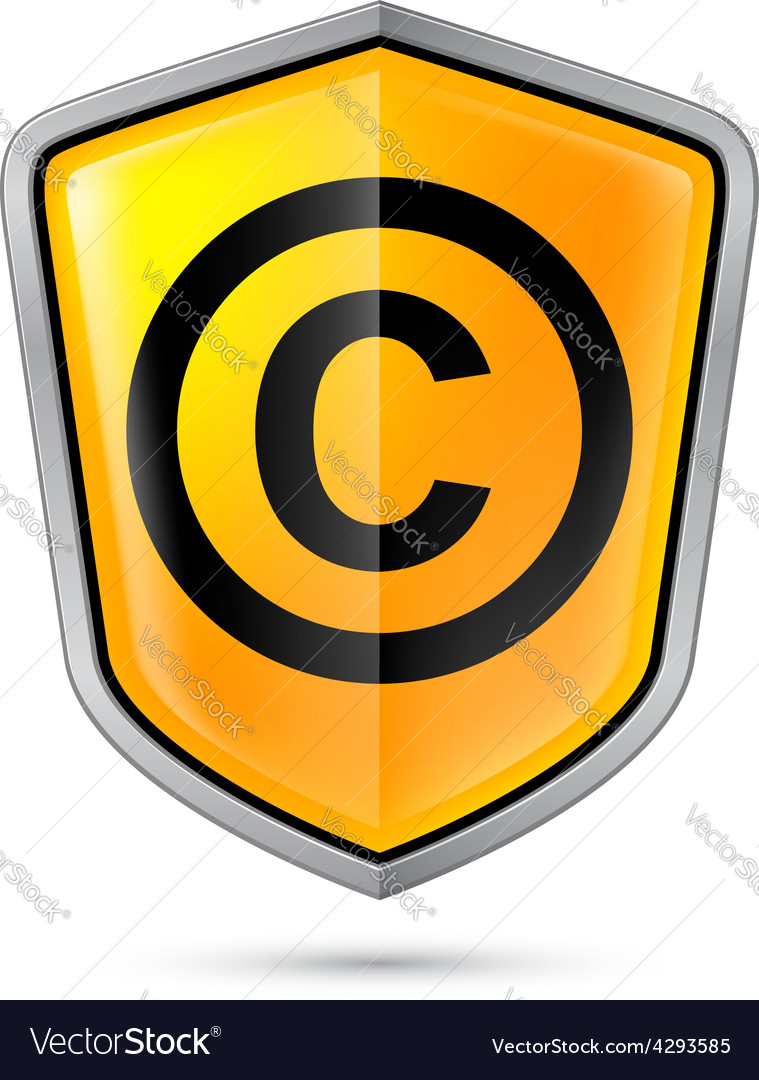 Copyright protection vector   Price: 1 Credit (USD $1)