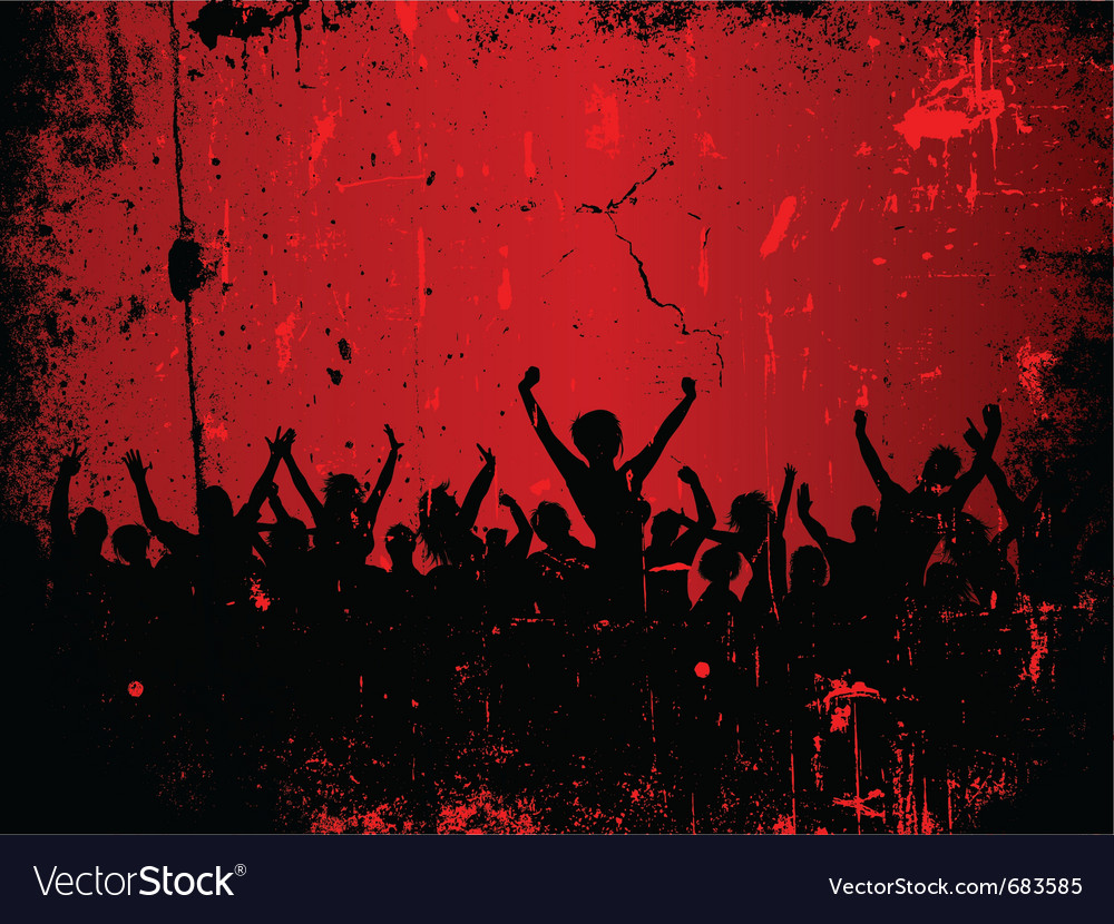 Party grunge vector | Price: 1 Credit (USD $1)