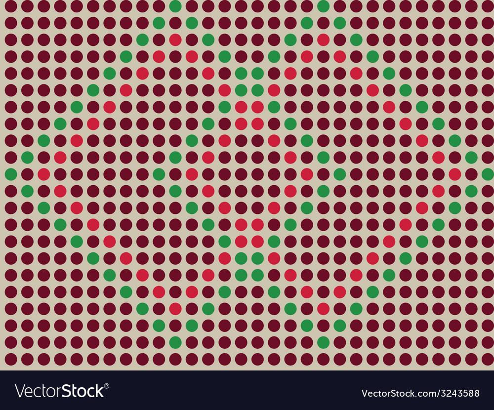 Brown mosaic - seamless wallpaper vector | Price: 1 Credit (USD $1)