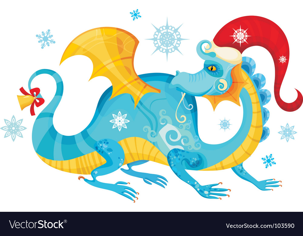 Dragon vector | Price: 1 Credit (USD $1)