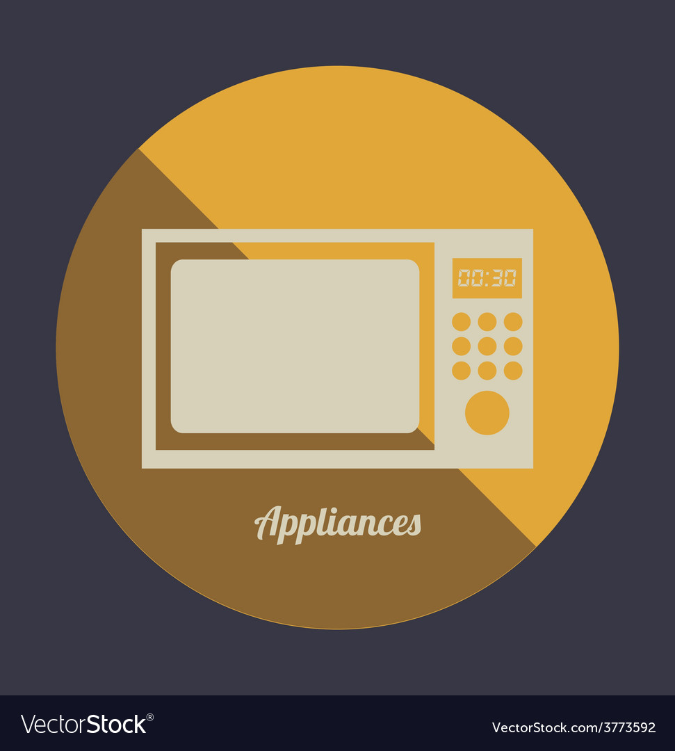 Appliance home vector | Price: 1 Credit (USD $1)