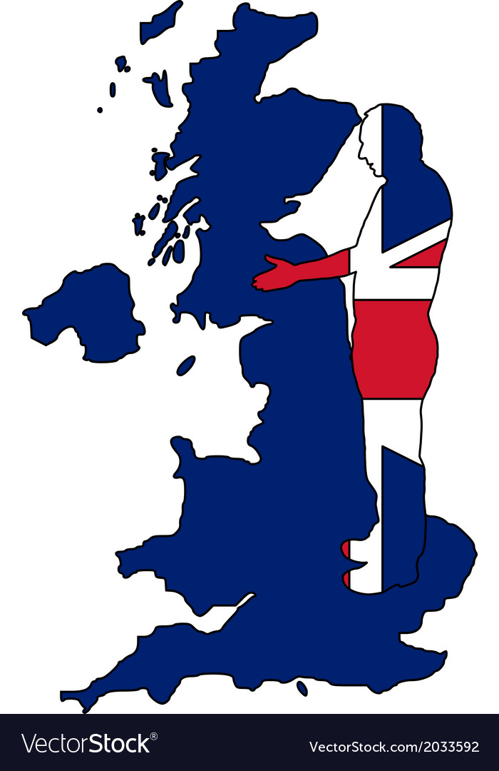 British handshake vector | Price: 1 Credit (USD $1)