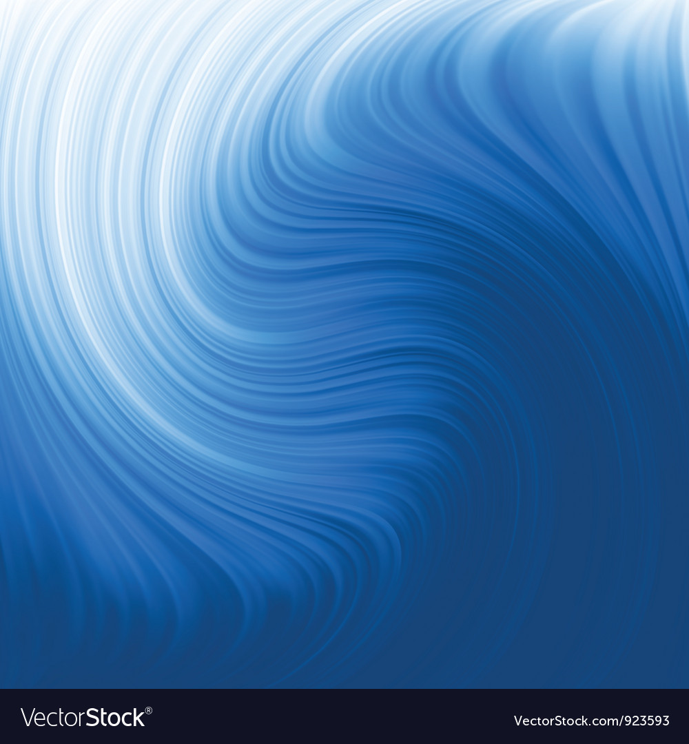 Abstract glow twist with blue flow eps 8 vector | Price: 1 Credit (USD $1)