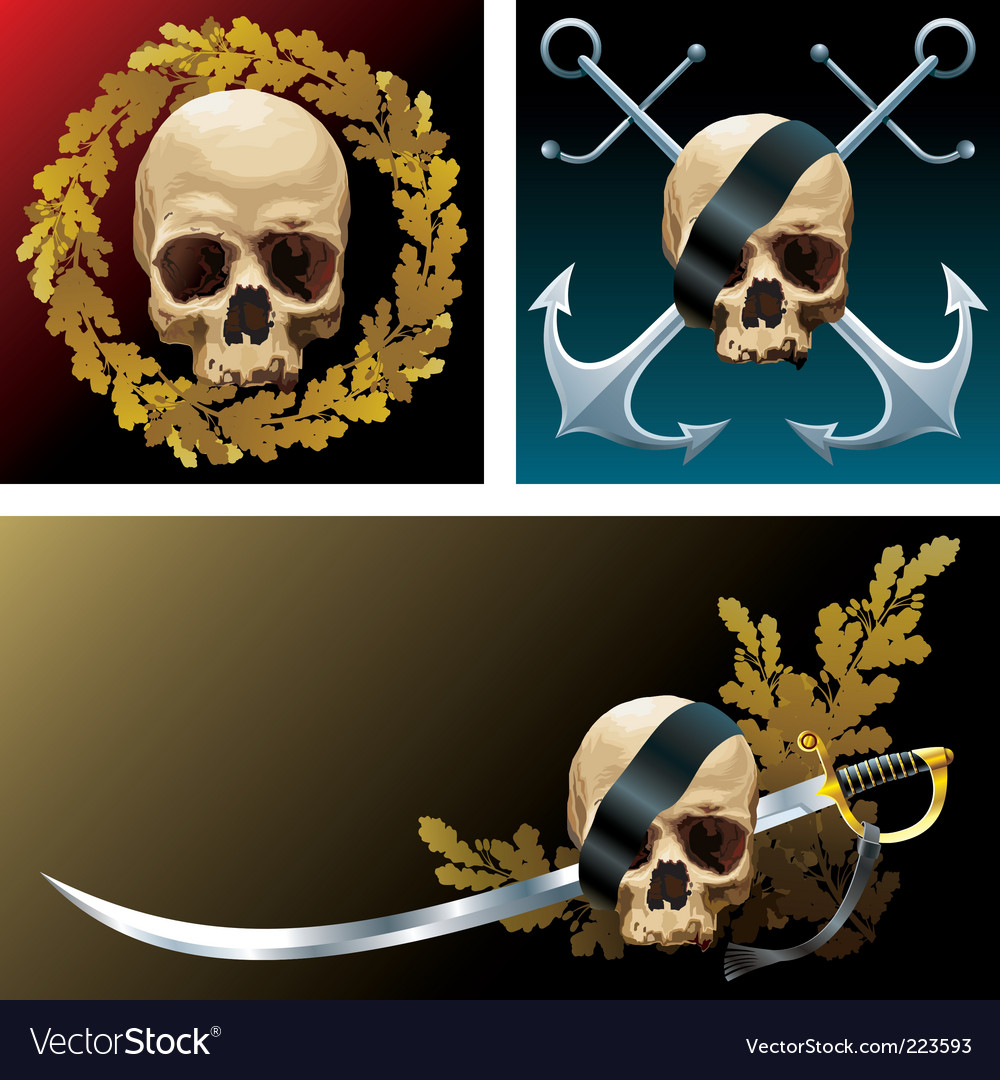 Emblems vector | Price: 3 Credit (USD $3)