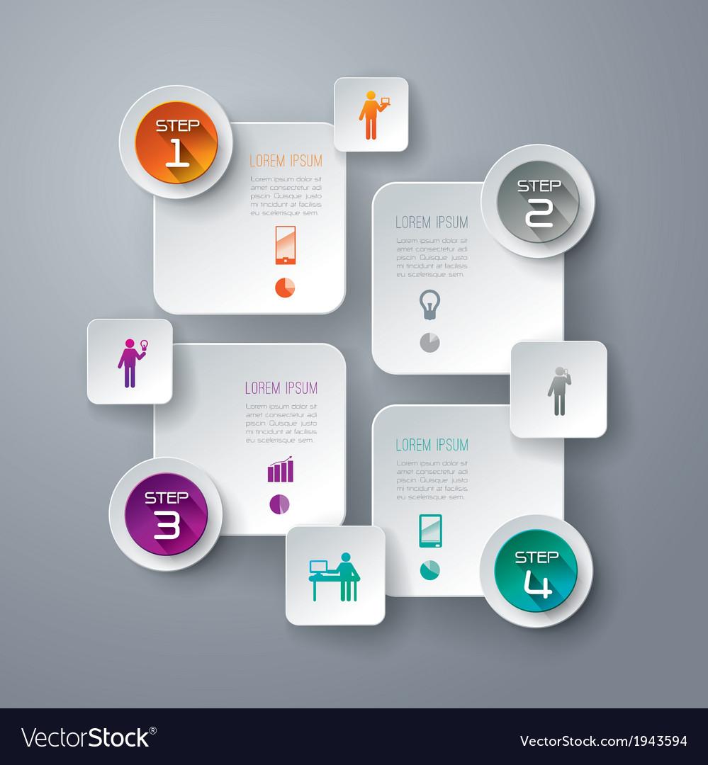 Infographics design vector   Price: 1 Credit (USD $1)