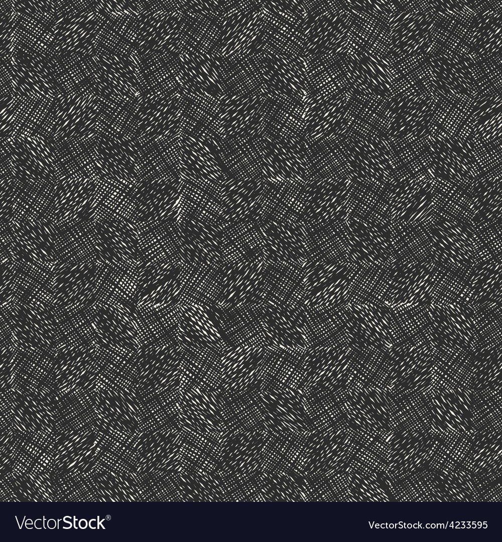 Dark scribble seamless pattern vector | Price: 1 Credit (USD $1)