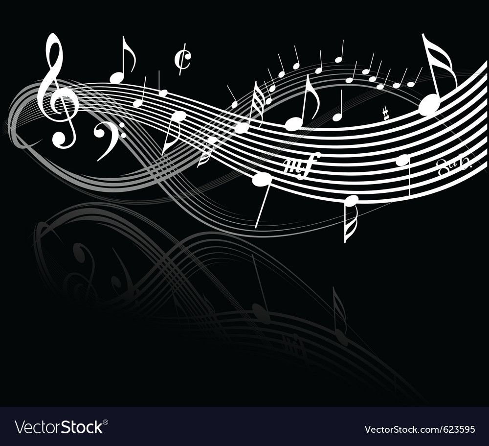 Music theme vector | Price: 1 Credit (USD $1)