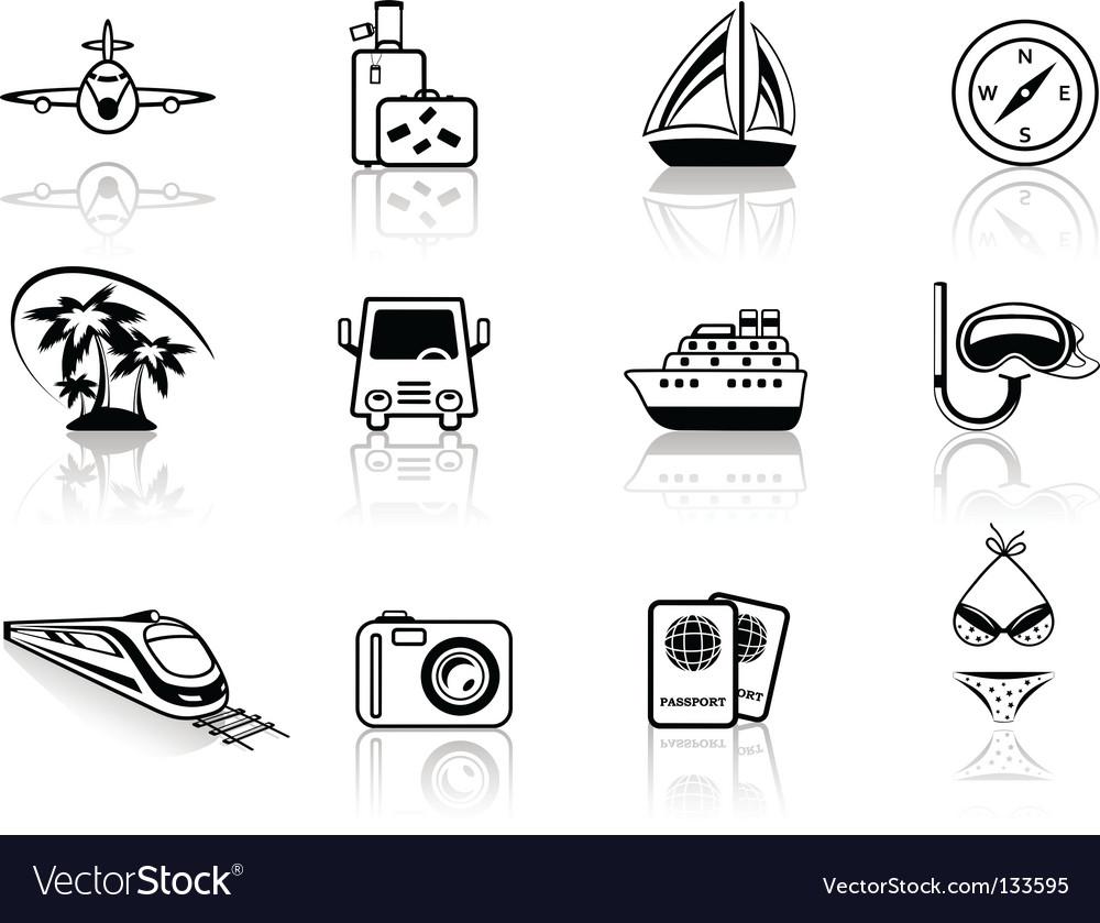 Travel black vector   Price: 1 Credit (USD $1)