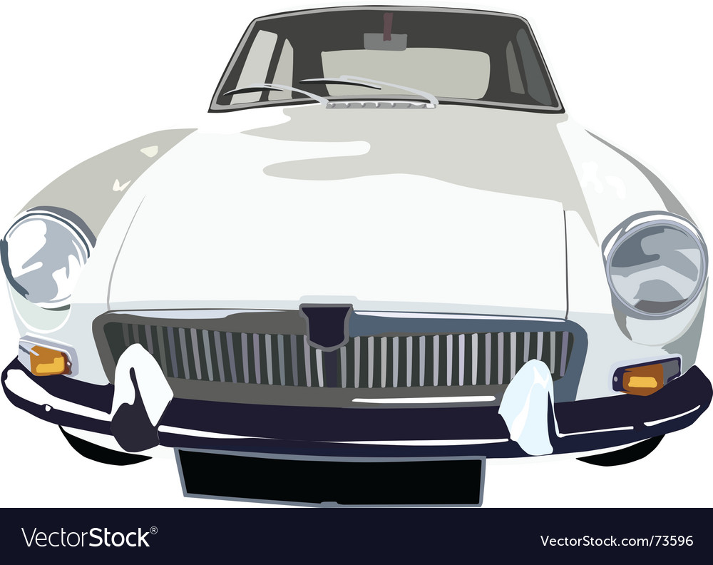 Sports coupe vector | Price: 1 Credit (USD $1)