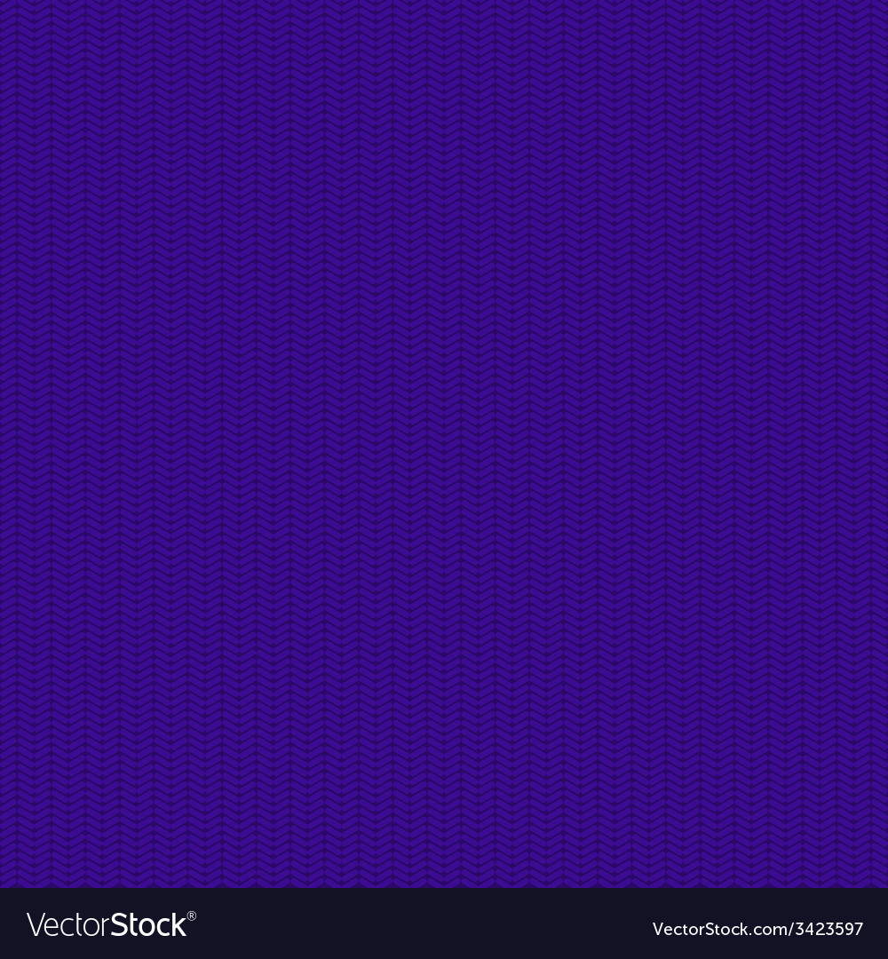 Modern blue seamless knitted texture vector | Price: 1 Credit (USD $1)