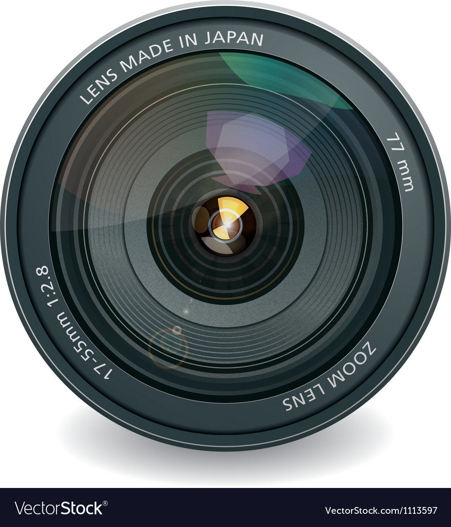Professional photolens vector | Price: 1 Credit (USD $1)