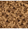 Digital camouflage texture vector