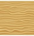 Sand texture desert sand dunes - view from a vector