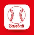 Ball sport design vector
