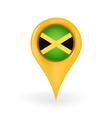 Location jamaica vector