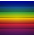 Abstract rainbow rectangle shapes background vector