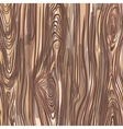 Wood pattern dark texture with brown color vector