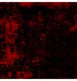 Bloody grunge texture vector