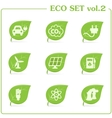 Ecology icon set vol 2 vector