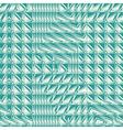 Woven print vector