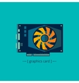 Graphics card vector