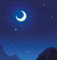 Moonandstar vector