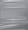 Satin wrinkled background vector