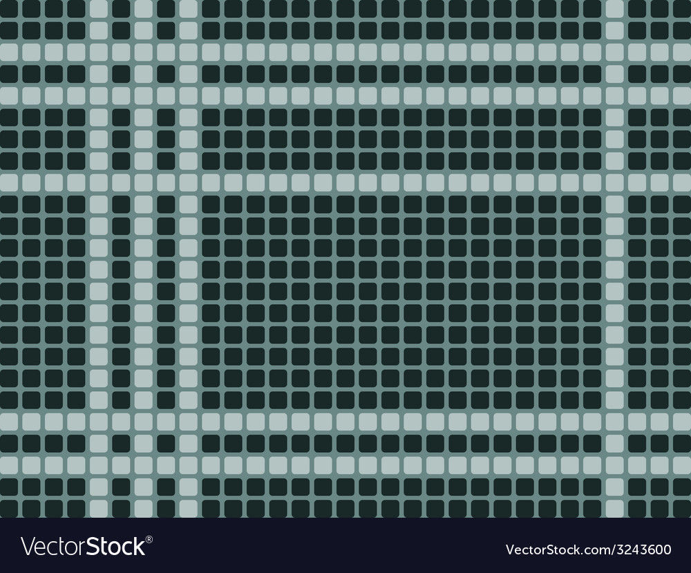 Green tiles - seamless wallpaper vector | Price: 1 Credit (USD $1)