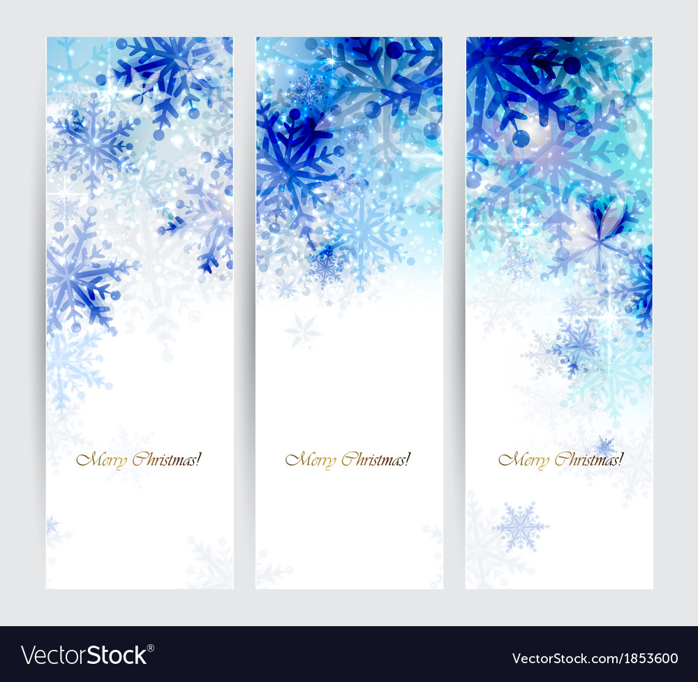 Three headers vector | Price: 1 Credit (USD $1)