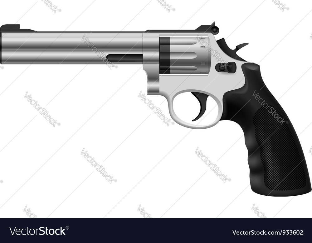 Revolver vector | Price: 3 Credit (USD $3)