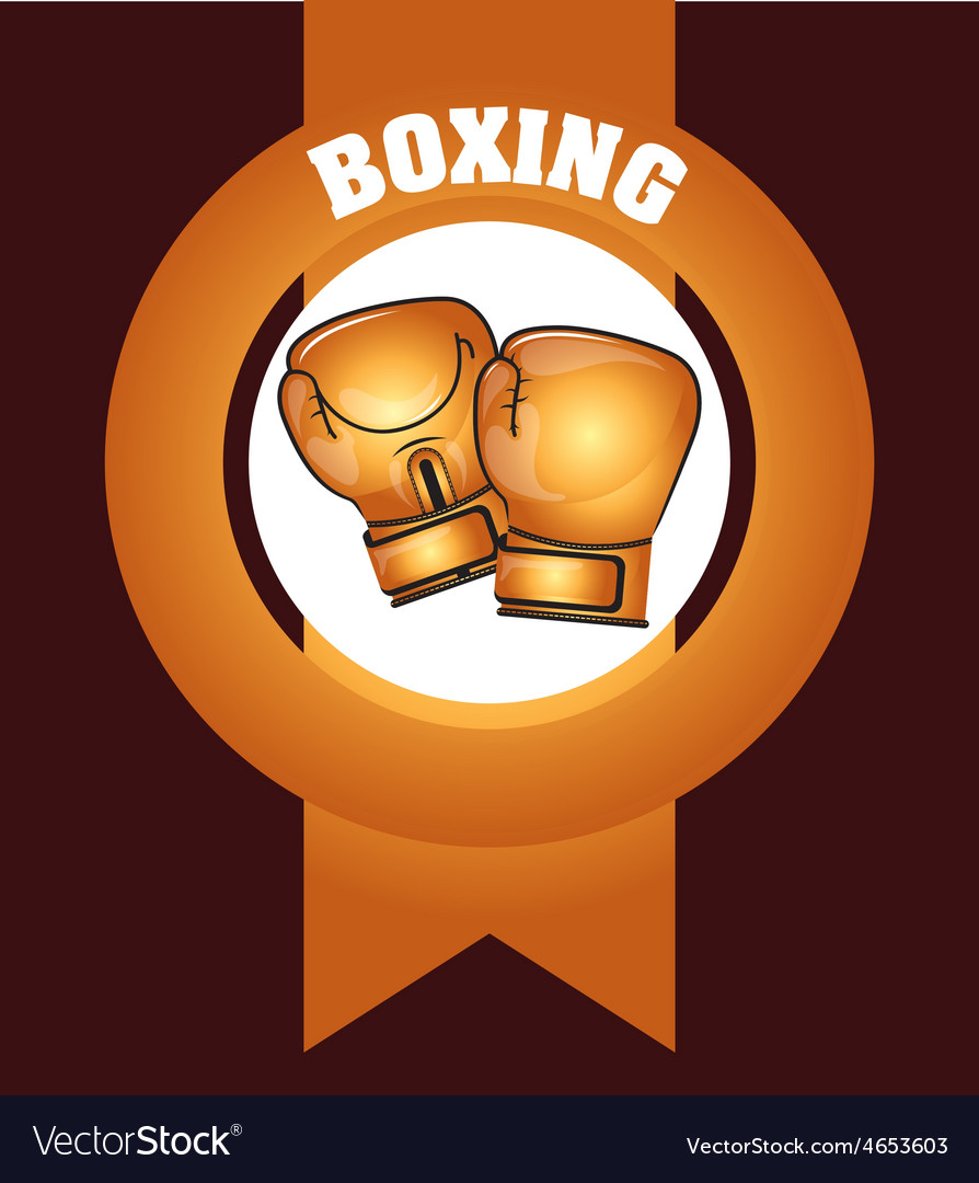 Boxing sport vector | Price: 1 Credit (USD $1)