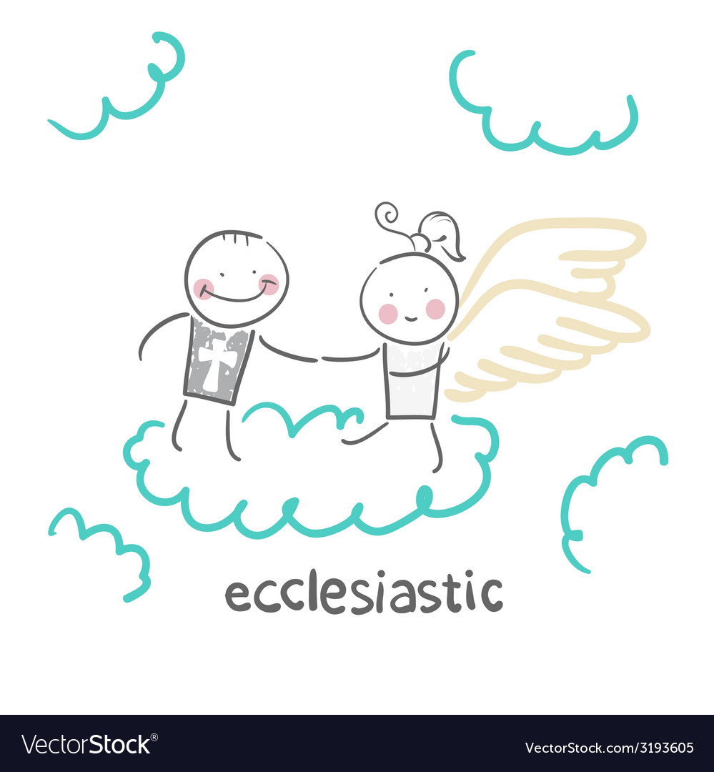 Ecclesiastic vector | Price: 1 Credit (USD $1)