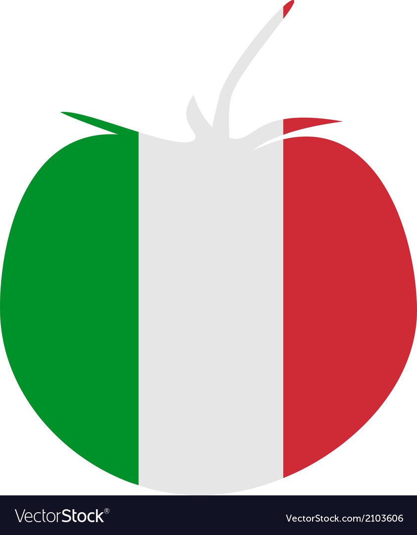 Italian tomato vector | Price: 1 Credit (USD $1)