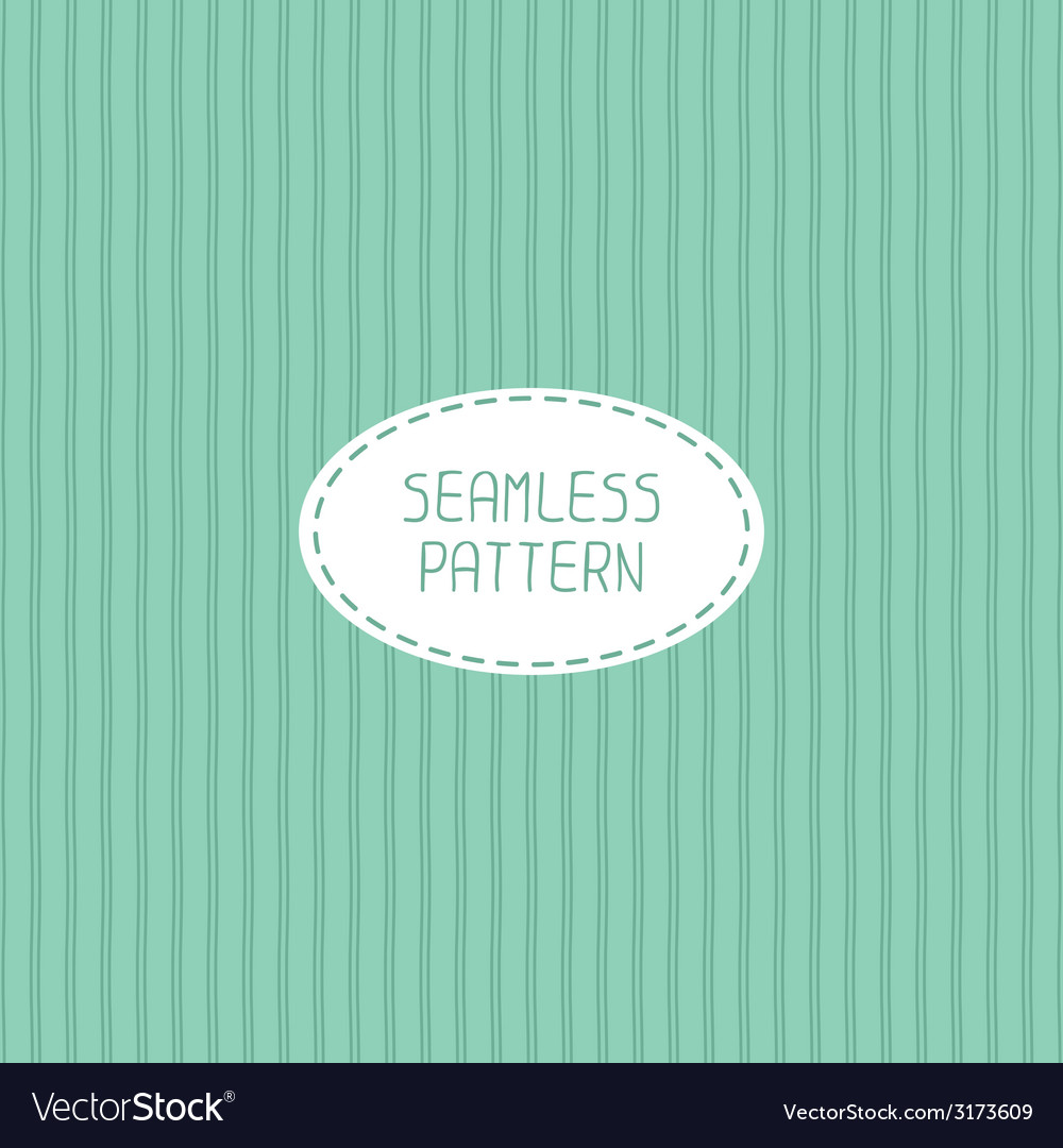Abstract seamless pattern of hand drawn lines vector | Price: 1 Credit (USD $1)