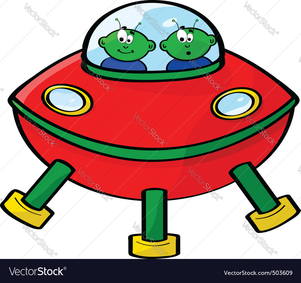 Space aliens vector | Price: 1 Credit (USD $1)