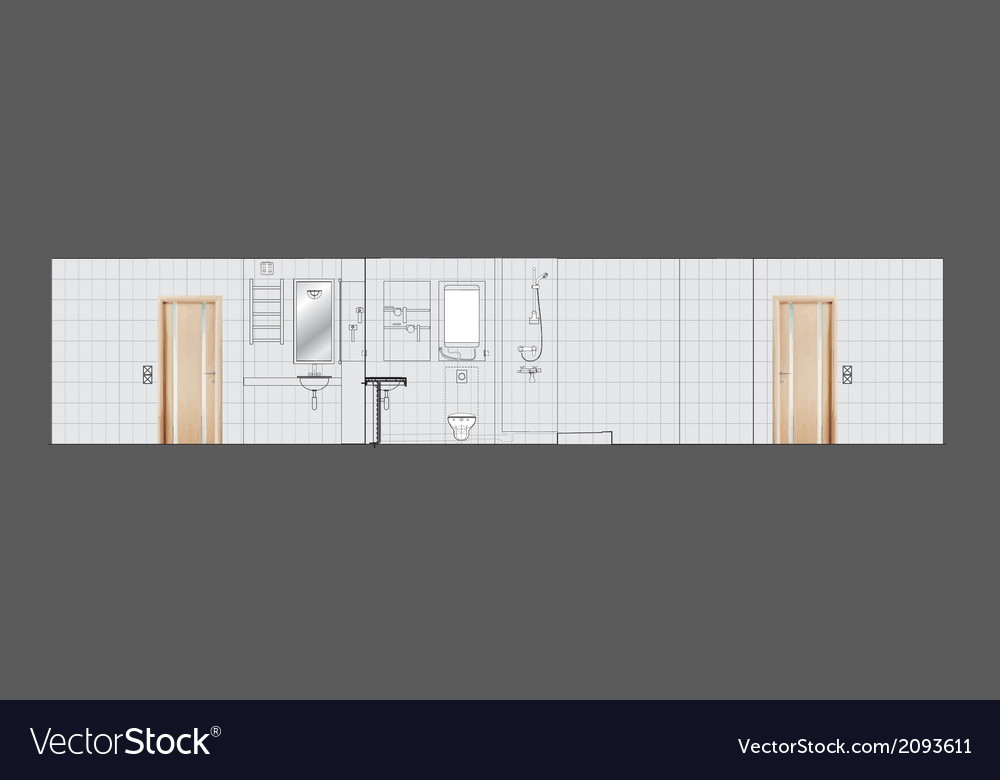05 residential interior v vector | Price: 1 Credit (USD $1)