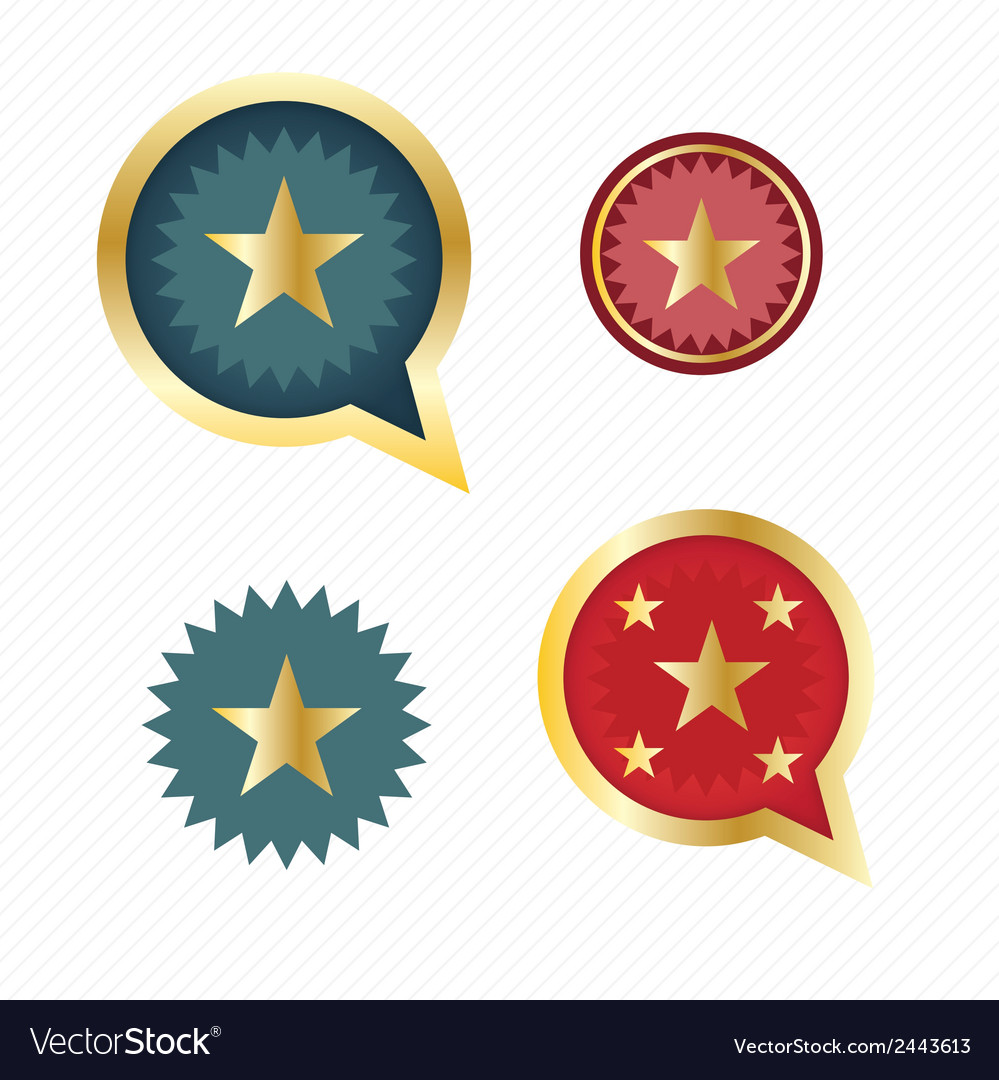 Stars icons and concepts vector   Price: 1 Credit (USD $1)