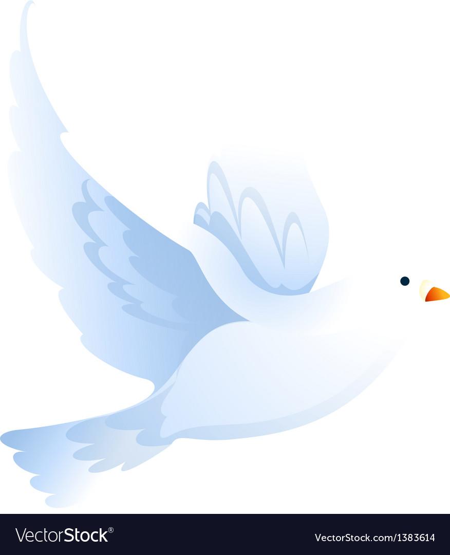 Icon bird vector