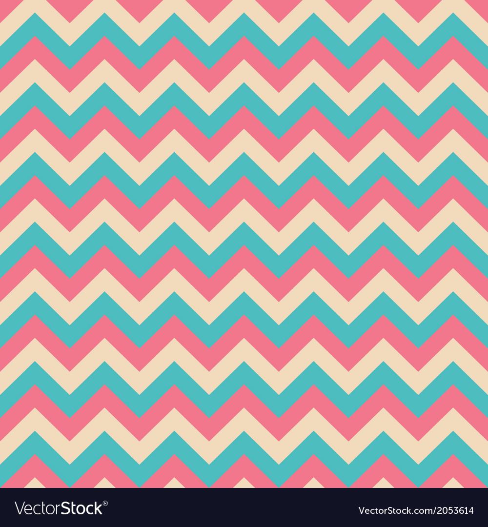 Seamless chevron pattern vector | Price: 1 Credit (USD $1)