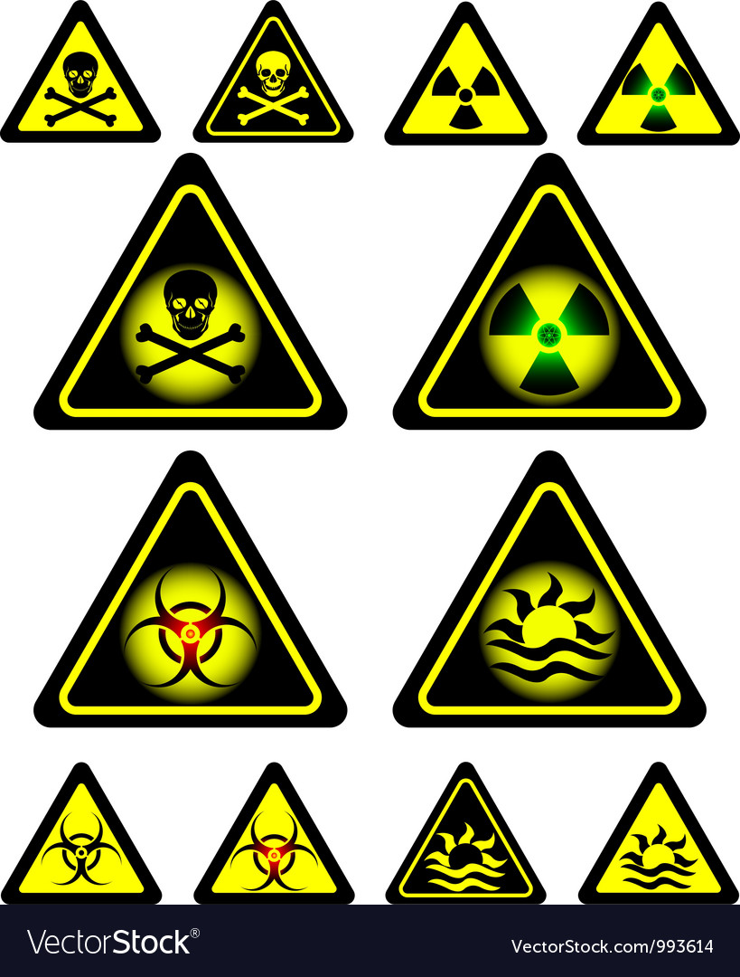 Signs of danger vector   Price: 1 Credit (USD $1)