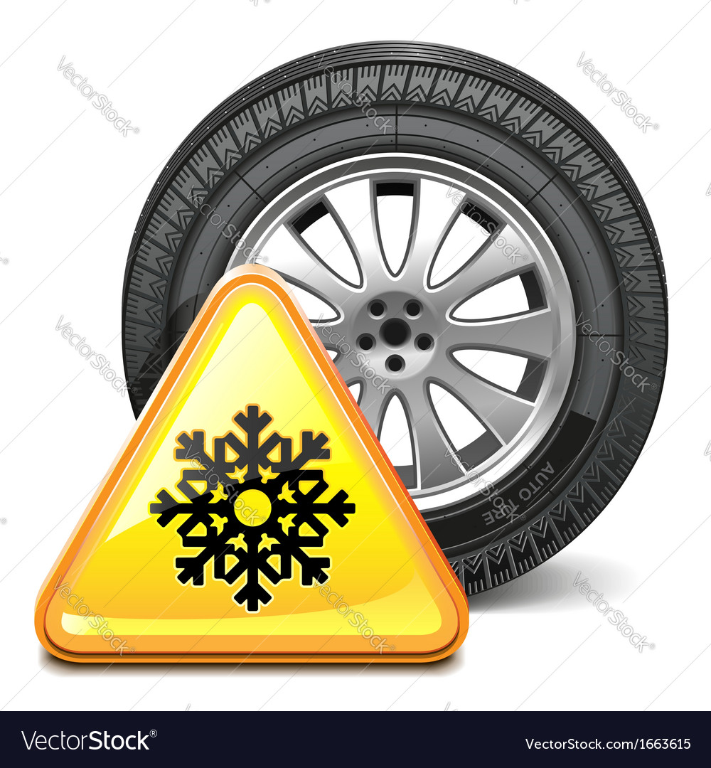 Wheel with sign vector | Price: 1 Credit (USD $1)