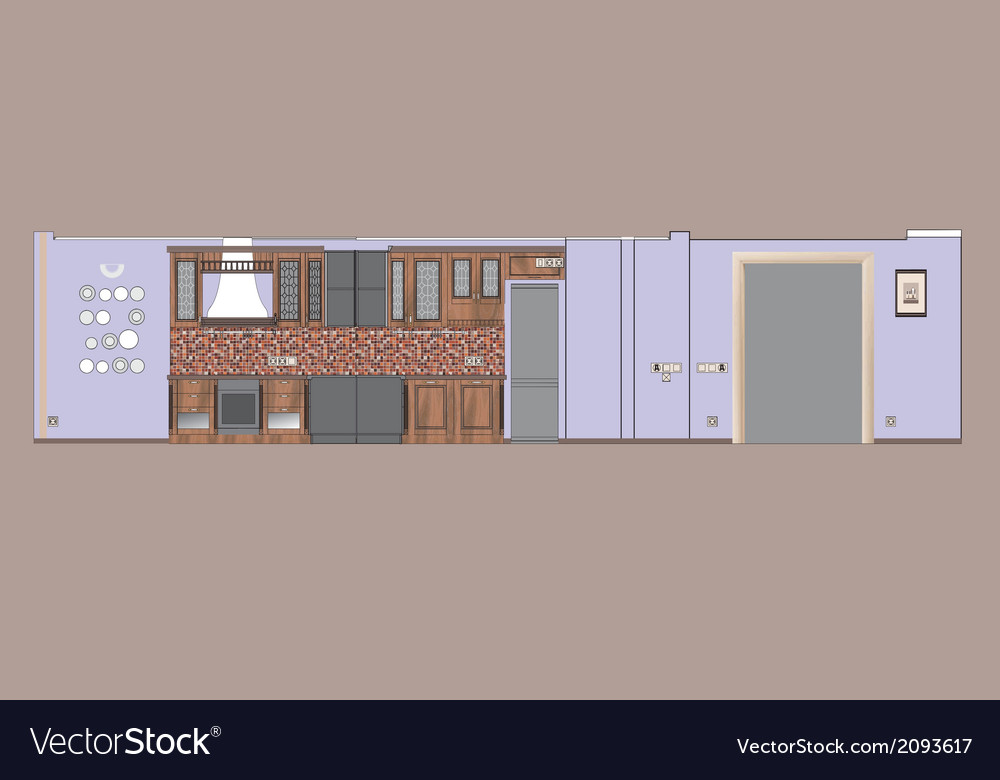 06 residential interior v vector | Price: 1 Credit (USD $1)
