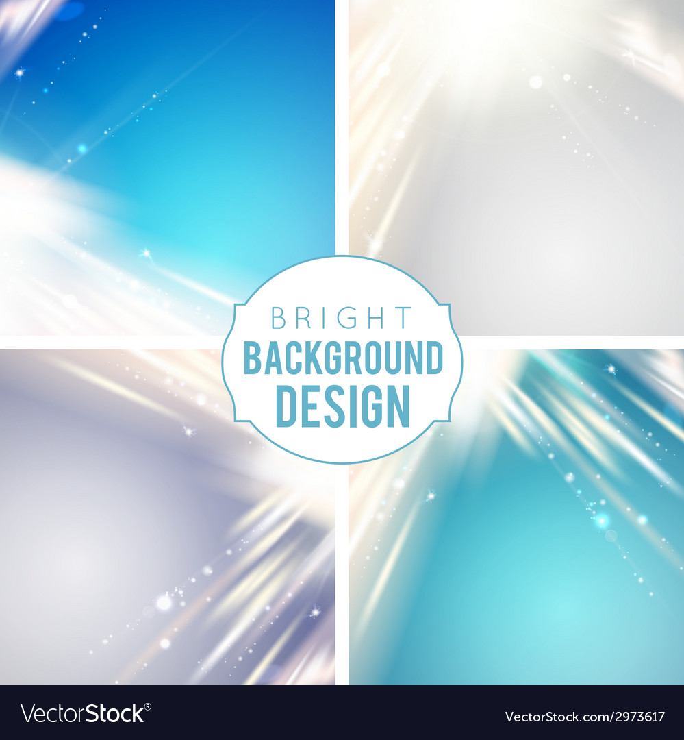 Futuristic blue abstract glowing background vector | Price: 1 Credit (USD $1)