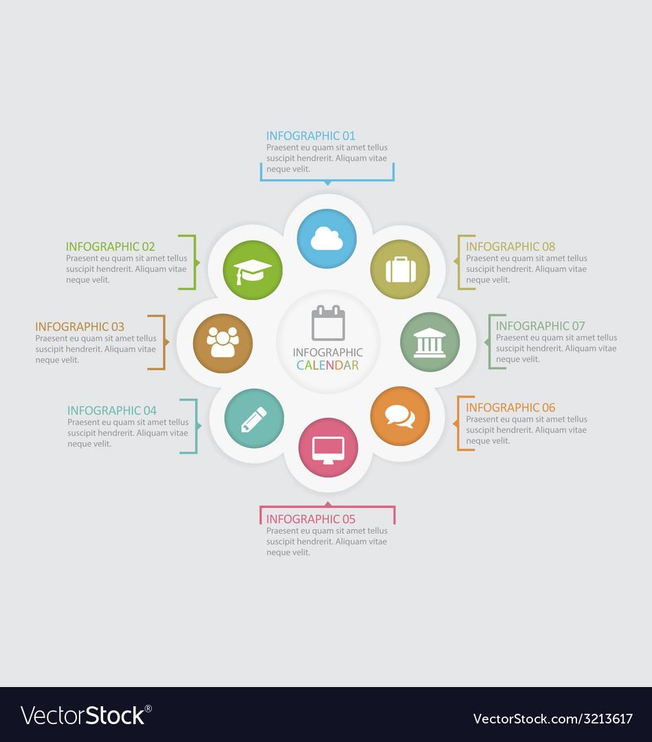 Infographic 93 vector | Price: 1 Credit (USD $1)