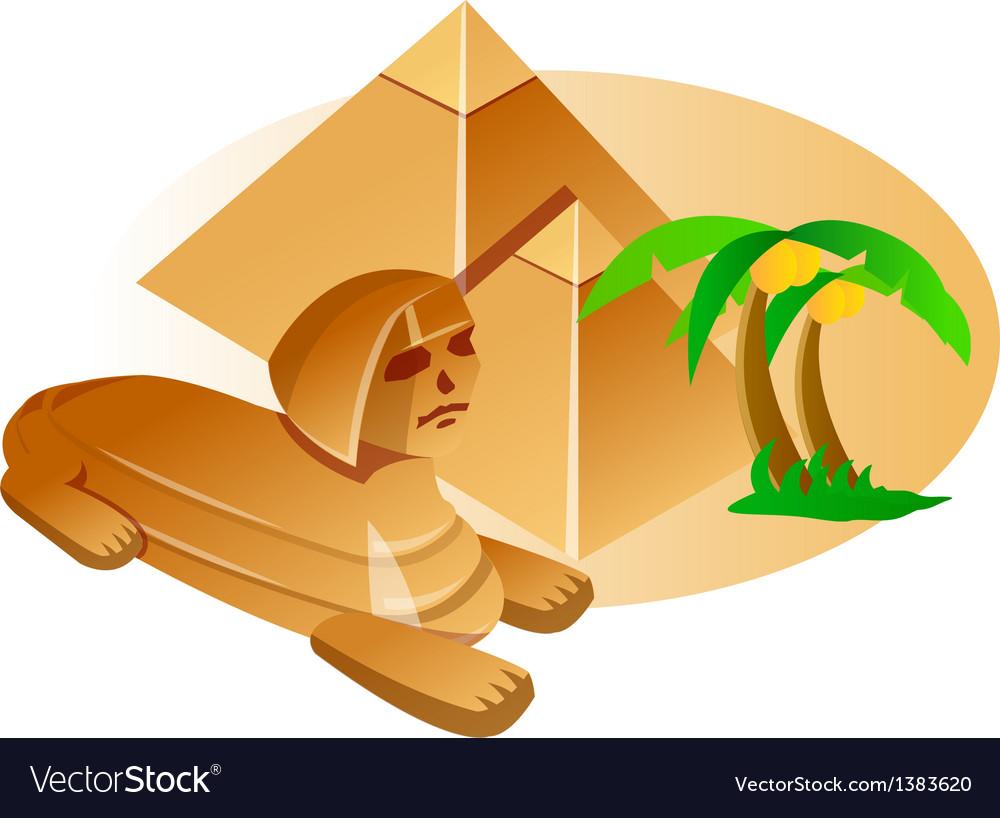 Icon pyramid vector | Price: 1 Credit (USD $1)