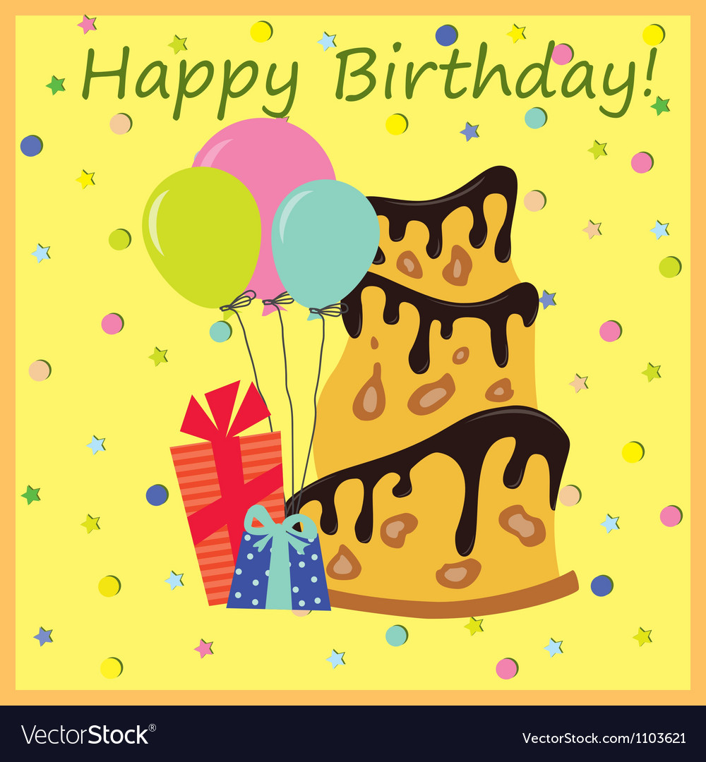 Hb cake vector | Price: 1 Credit (USD $1)
