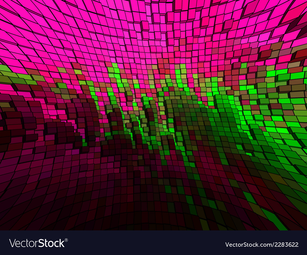 3d bright abstract background eps 8 vector | Price: 1 Credit (USD $1)