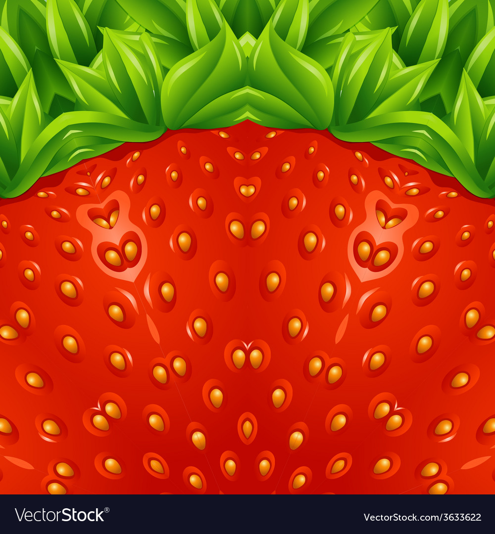 Optical strawberry background pattern vector | Price: 1 Credit (USD $1)