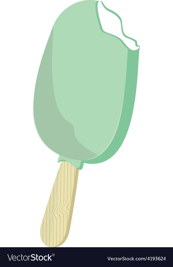 Bluberry ice cream vector | Price: 1 Credit (USD $1)