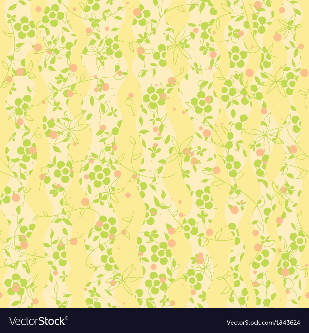 Floral abstract background pattern vector | Price: 1 Credit (USD $1)